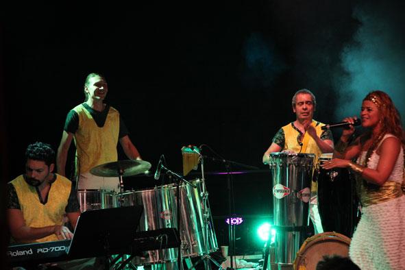 Brasil Power Drums