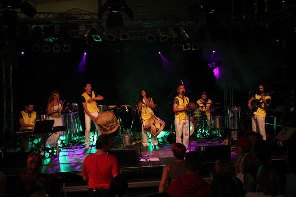 Brasilianische Band