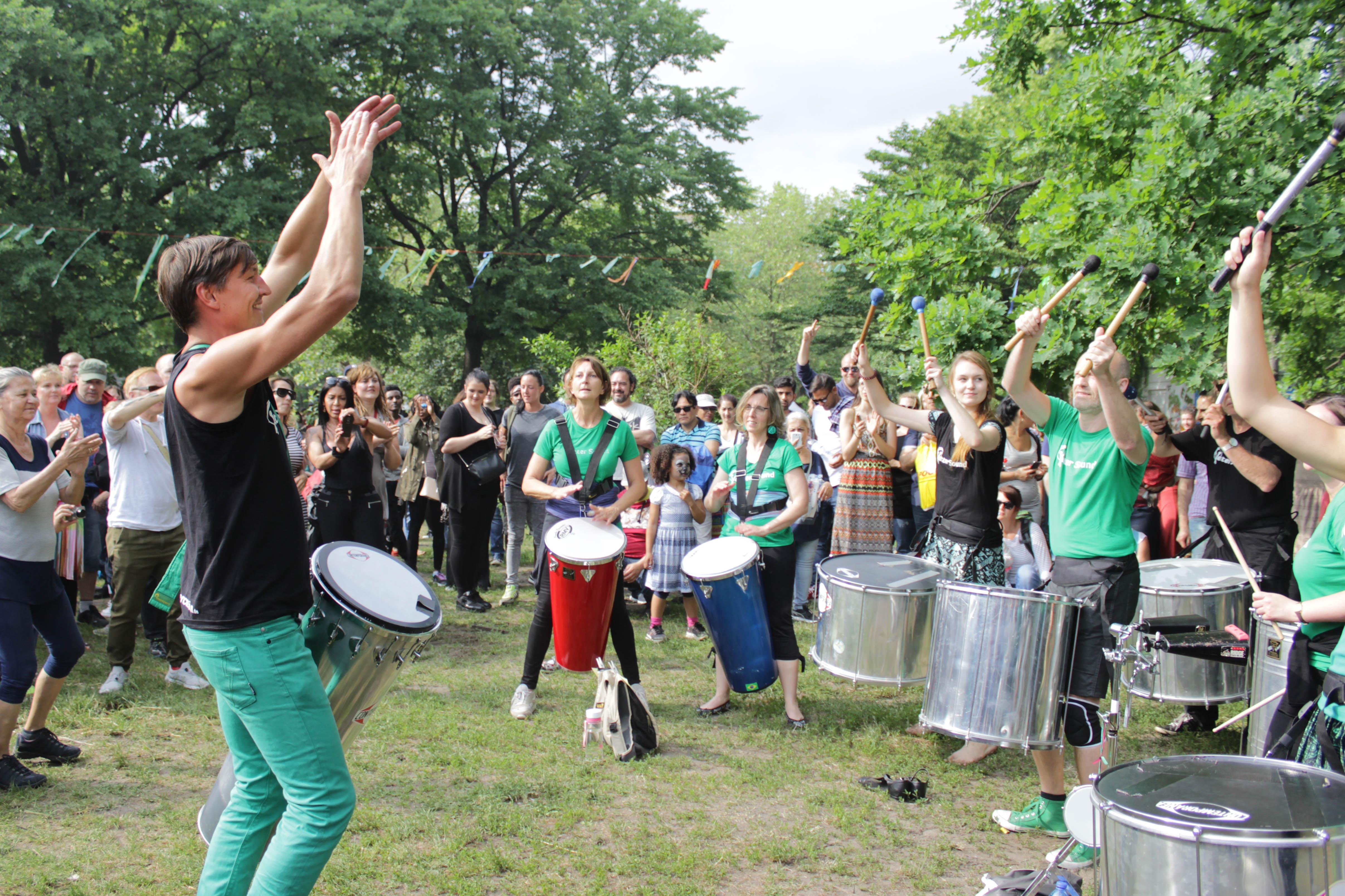 Karneval der Kulturen Vetter Sound