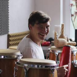 Salsa Rhythmen Trommelworkshop