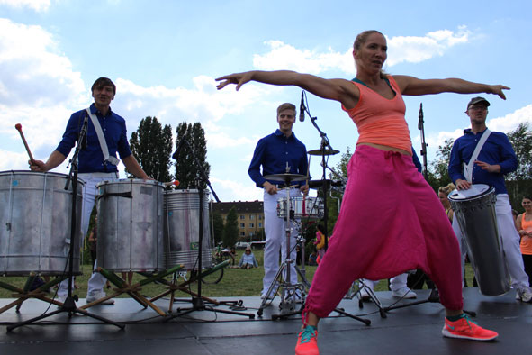 Samba Gruppe DrumPack