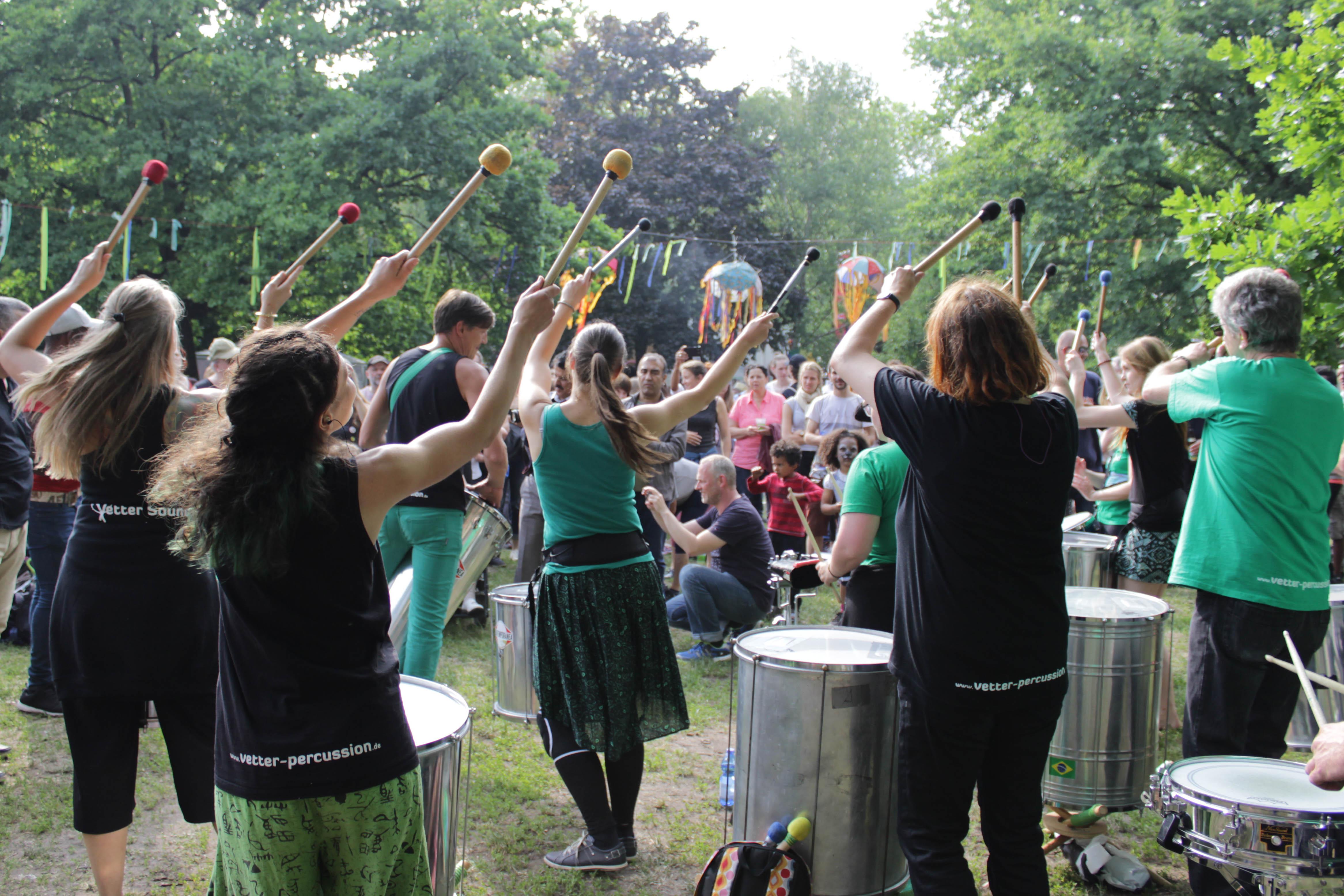 Sambagruppe Vetter Sound