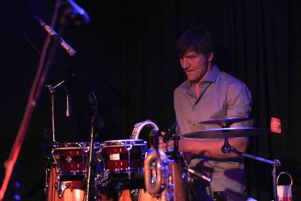 Tino Vetter Percussionist