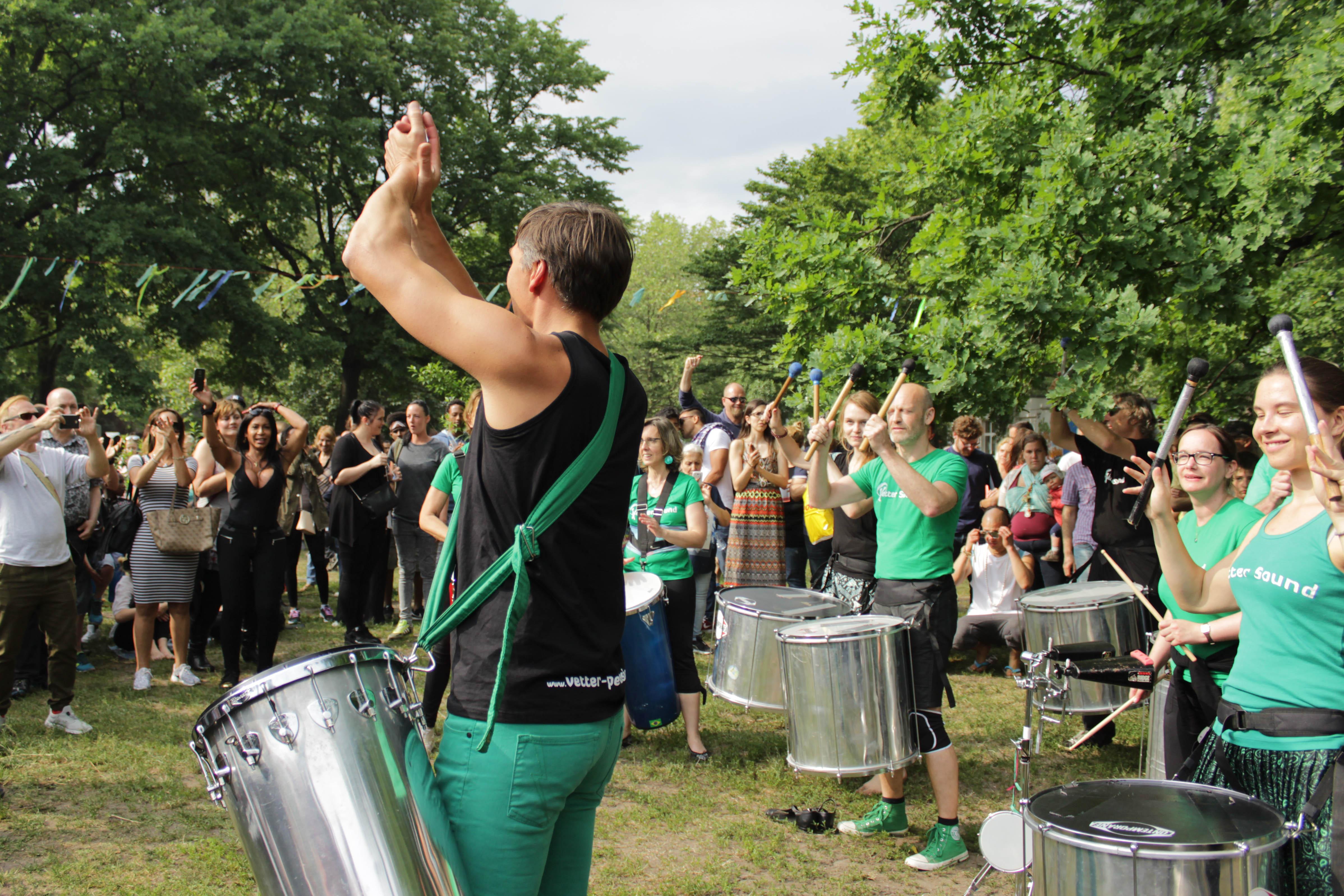 Vetter Sound beim Karneval der Kulturen 2017