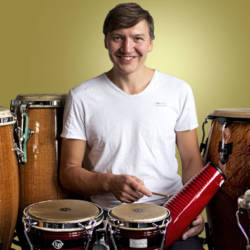 trommeln lernen in Berlin im Trommelkurs Lateinamerikanische Rhythmen