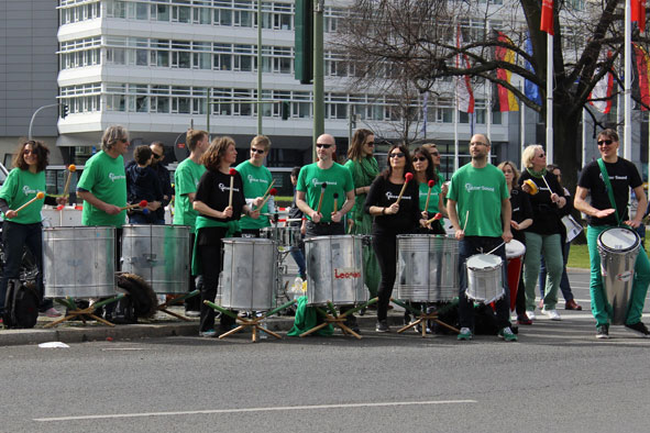 Samba Trommelkurs in Berlin