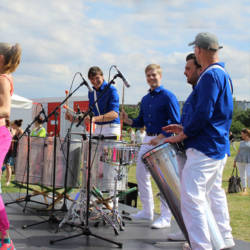 Live Percussion - Live Musik