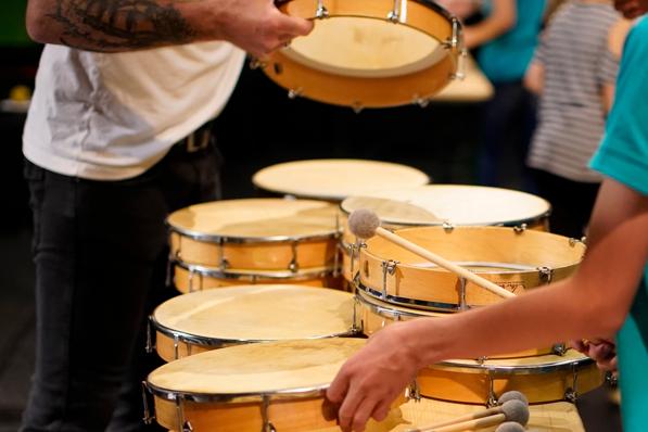 Team Drumming inTakt